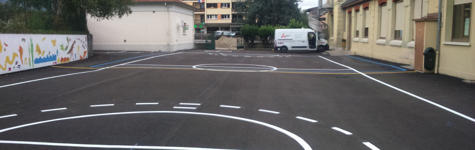 Ecole Louis Pergaud : LA MOTTE SERVOLEX