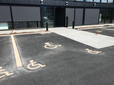 PARKING OMNIPHARM - CHAMBERY